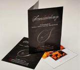 Impression Colorée de Livre de Livre À Couverture Dure de Tourillon, Livre Softcover