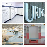 PVC 거품 널 압출기 또는 플라스틱 압출기 기계
