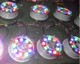 illuminazione bianca della piscina di RGB dell'indicatore luminoso subacqueo di 9W 12W 18W LED