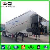 China 3 Assen droogt Semi Aanhangwagen van het Cement van de Aanhangwagen van de Tank van het Poeder de Bulk