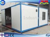 Het gemakkelijke Prefab/Modulaire/Mobiele Huis van de Installatie met het Comité van de Sandwich (ssw-p-008)