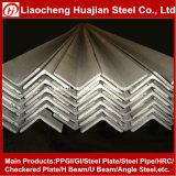 Barra di angolo dell'acciaio dolce A36 in Cina