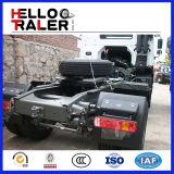 Caminhão do trator da cabeça do trator da alta qualidade da roda de HOWO 6X4 10