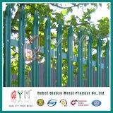 Ширины Palisade Fencing/2.75m металла загородка стали Palisade стальной цветастая