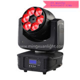 Nuovo Zoom 6X15W RGBW 4in1 Mini LED Moving Heads Beam