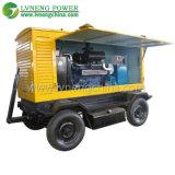 de stil-Steunbalk Opgezette Diesel van het Type 250kVA Generator van het Gas