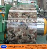 Bobina de aço camuflar PPGI
