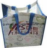 Sacchetti della laminazione tessuti pp del pacchetto con il marchio