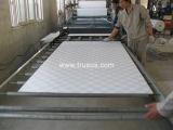 Azulejos aprobados del techo del yeso del PVC del CE