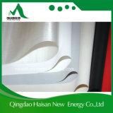 Tela impermeable de la cortina de Sun del poliester revestido de plata usada en coche afuera