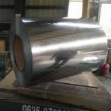 Feuille de toiture--Bobine en acier galvanisée plongée chaude (GI)