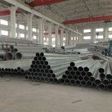 alberino dell'acciaio di galvanizzazione di 8m