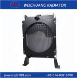 R4105zd-22: Weichai Reihe des kleinen Dieselgenerator-Aluminium-Kühlers