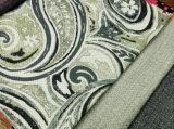 Tela impresa de la silla del sofá del poliester de Paisley