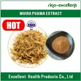Естественный порошок выдержки корня Muira Puama