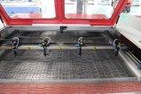 1610 de dubbele Scherpe Machine van de Laser van de Doek van Hoofden Automatische