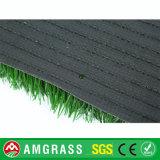 Plastikgras-Rasen-künstliches Gras des Fenster-Produkt-heißer Verkaufs-Einzelheizfaden-50mm für Fußballplatz
