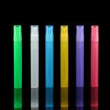 bouteille en plastique de jet de sac témoin de bouteille de sous-marin de tube de parfum de couleur de 22ml pp (NB1152)