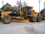 Cat usato Wheel Motor Grader con Good Working Stato (140H)
