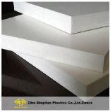 Tarjeta blanca del PVC Celuka del color 25m m para la construcción