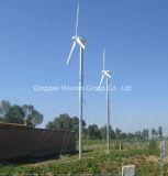 Freistehender Wind-Turbine-Stahl-Aufsatz