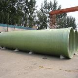 Fiberglas-Rohr der Qualitäts-Industrie-Wasserpflanze-FRP GRP