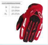 2016の新しいデザイン方法オートバイの手袋