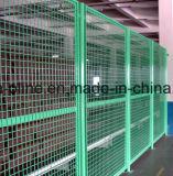 Загородка сетки сделанная из стального провода