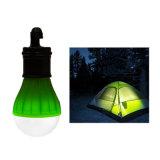 Outdoor Camping Light 3 lâmpadas LED Lanterna para Camping Caminhada Use
