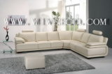 Sofa en cuir (AN-31#)