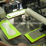 병따개 회전하는 실크 스크린 인쇄 기계