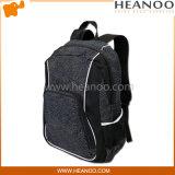 黒い運動ラップトップは人の男の子のためのリュックサックのバックパック袋を遊ばす
