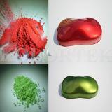 Pigmenti metallici e Pearlescent per le vernici