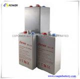 Baterias tubulares da bateria recarregável 2V 3000ah Marín da bateria Opzv2-3000