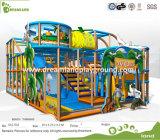 Оборудование спортивной площадки PVC сбывания изготовления хорошим подгонянное материалом крытое