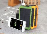 external Battery Portable Charger de 8000mAh Solar Panel