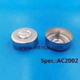 20mm Splitter-Farben-Aluminiumschutzkappen für Glasflasche