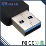 Memoria de destello Pendrive del mecanismo impulsor del USB 3.0 de encargo de la capacidad de la insignia