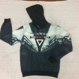 Moda Digital Print Hoodies Tracksuits for Man Sport out Use roupas Fw-8755