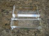 acrylique clair de 10mm présentoirs de 4 paquets