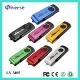 Kundenspezifische greller Laufwerk-Speicher Pendrive Firmenzeichen-Kapazität USB-3.0