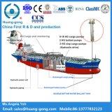 Système hydraulique de pompe à cargaison hydraulique marine pour navires-citernes chimiques