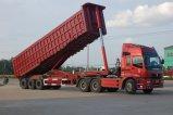 Caminhão do trator da estrada & reboque ajustados da descarga 24cbm