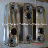 La precisione le parti di alluminio della pressofusione con la superficie della vernice di spruzzo