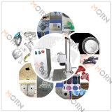 Tipo portátil máquina da marcação do laser da fibra para a jóia/telemóvel