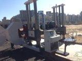 La bande horizontale de matériels de scierie du bois de construction Mj3710 Resaw