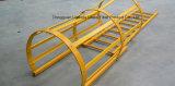 El perfil de FRP, barandilla de FRP, material de construcción, escala del suelo, FRP enjauló