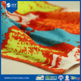 Высокого качества реактивное напечатанное хлопка полотенце 100% пляжа