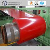 PPGI prepintó la bobina de acero galvanizada para el fabricante de la hoja del material para techos
