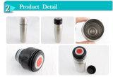 Bella boccetta dell'acciaio inossidabile di Thermocafe del Thermos di disegno - 0.5 L 1.0L